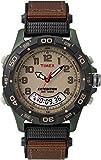 Timex Herren Chronograph Quarz Uhr mit Nylon Armband T45181