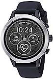 Michael Kors Damen-Smartwatch mit Silikon Armband MKT5049