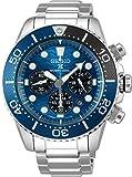 Seiko Herren Solar Chronograph Armbanduhr - Prospex Divers SSC741P1