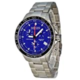 Nautec No Limit Herren-Armbanduhr Mistral 2 MS2 QZ/STSTSTBL