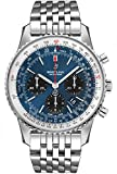 Breitling Navitimer 1 B01 Chronograph 43 Luxus-Armbanduhr für Herren - AB0121211C1A1