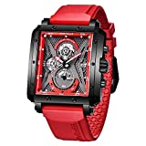 Roter Bersigar Chronograph