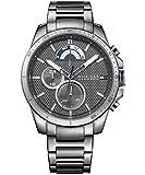 Tommy Hilfiger Herren Analog Quarz Uhr mit Edelstahl beschichtet Armband 1791347