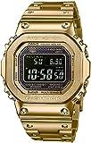 Casio Herren Digital Quarz Uhr mit Edelstahl Armband GMW-B5000GD-9ER
