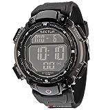Sector No Limits Jungen Digital Analog Quartz Smart Watch Armbanduhr mit Kautschuk Armband R3251172125