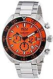 Doxa Herren Chronograph Automatik Uhr mit Edelstahl Armband 878.10.351.10