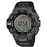 Casio Herren-Armbanduhr XL Pro Trek Digital Quarz Resin PRG-270-1ER