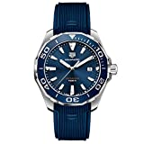 TAG Heuer Aquaracer Herren-Armbanduhr 43mm Batterie WAY101C.FT6153