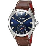 Alpina Geneve Horological Smartwatch AL-285NS5AQ6 Herrenarmbanduhr SmartWatch