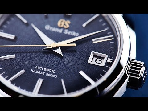 GRAND SEIKO – Top 4 new models from Baselworld 2018