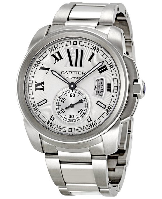 cartier de calibre herrenuhr