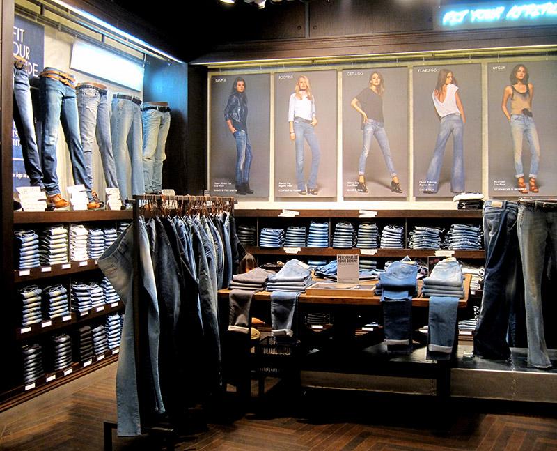 Diesel Jeans Store