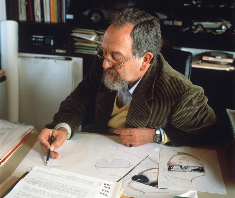 Designer Ferdinand Alexander Porsche