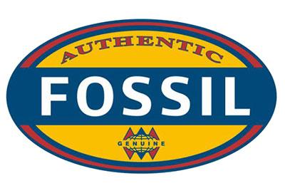 Fossil Uhren Logo