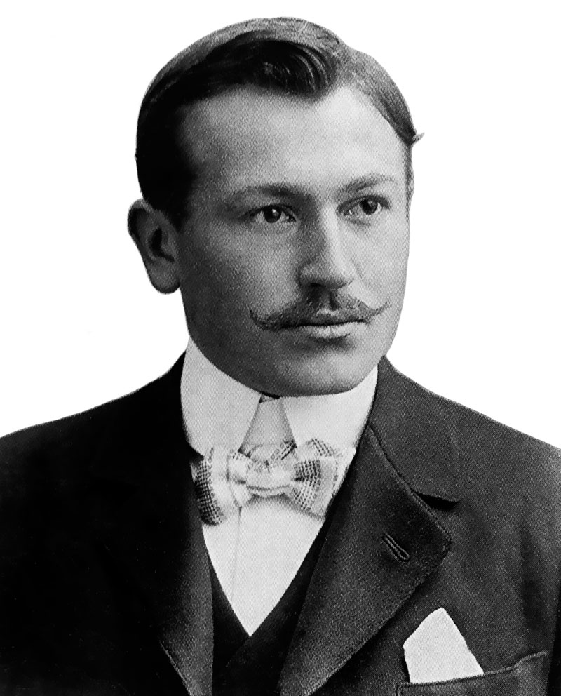 Rolex-Gründer Hans Wilsdorf
