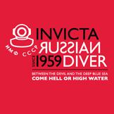 Invicta Russian Diver 1959 Militäruhren