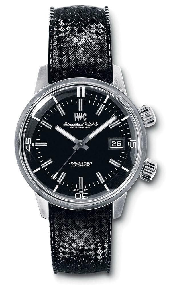 IWC Aquatimer Taucheruhr von 1967