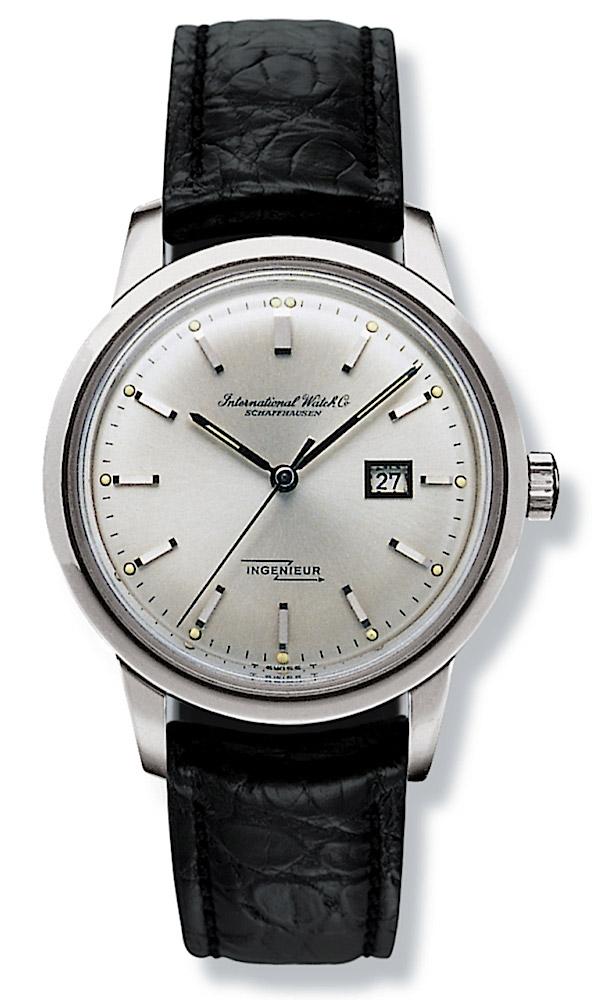 IWC Ingenieur Automatik-Armbanduhr von 1955