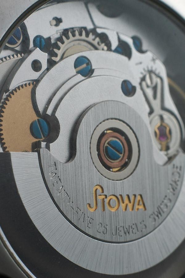 ETA 2824-2 Uhrwerk in einer Stowa Antena