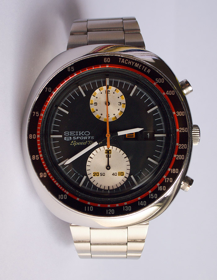 Seiko 5 Sports Speed-Timer