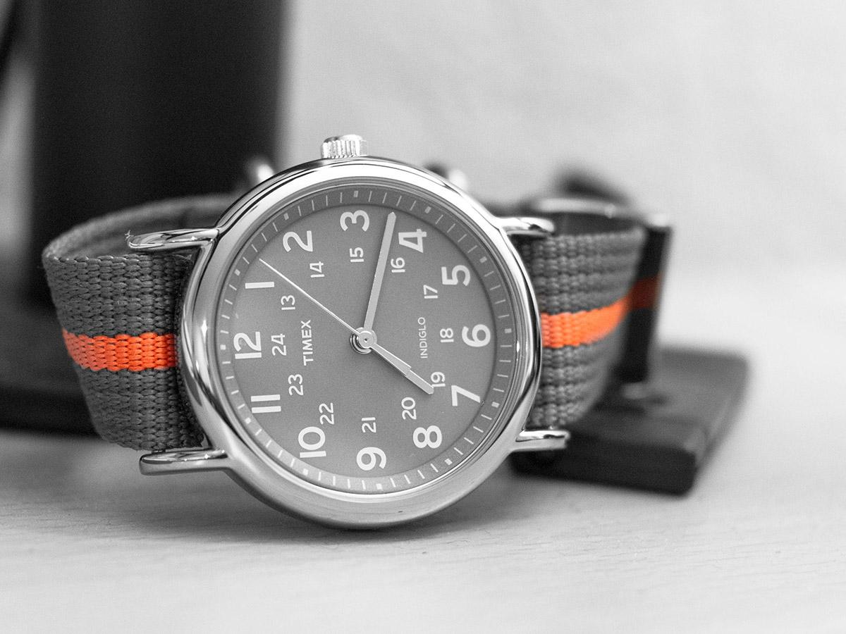 Timex Weekender Armbanduhr für Herren