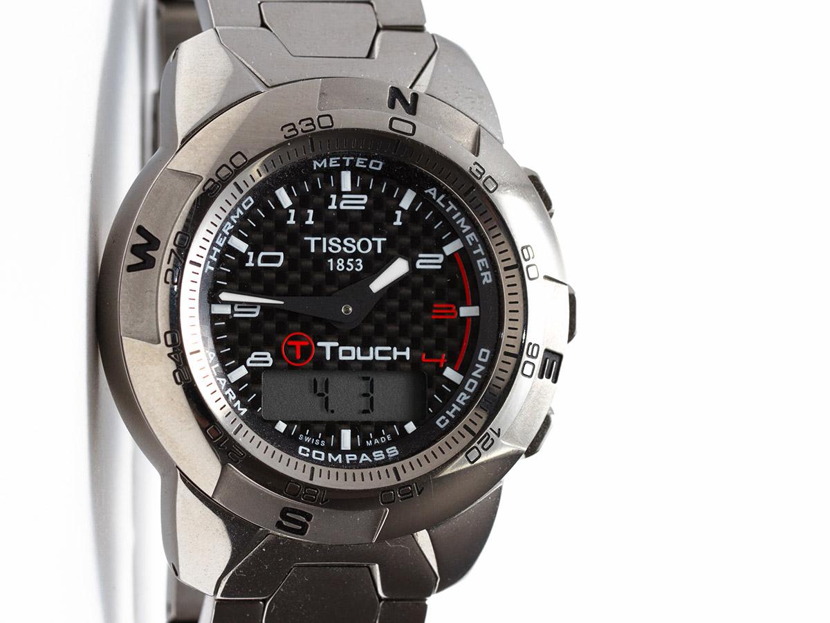 Tissot T-Touch Armbanduhr