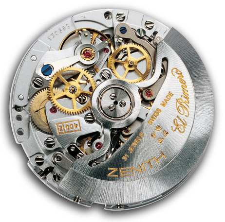 Zenith Chronograhen Automatik-Uhrwerk Kaliber 400