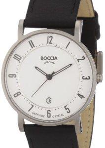 Schlichte Boccia Titanium Herren-Armbanduhr Trend 3533-03