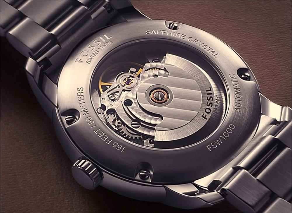 Fossil Uhrwerk Swiss Made FSW1000 (© Fossil)