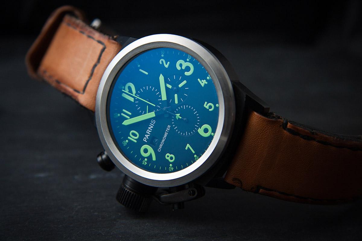 Armbanduhr Chronometer von Panris