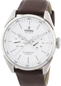 Klassische Armbanduhr für Herren von Festina