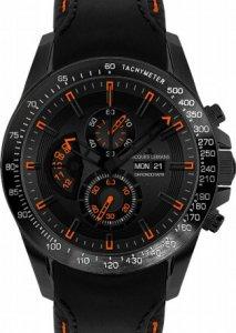 Sportlicher und maskuliner Herren-Chronograph Liverpool GMT 1-1635D von Jacques Lemans