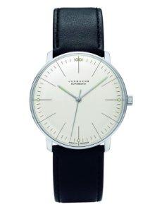 Elegante Armbanduhr max bill Automatic von Junghans