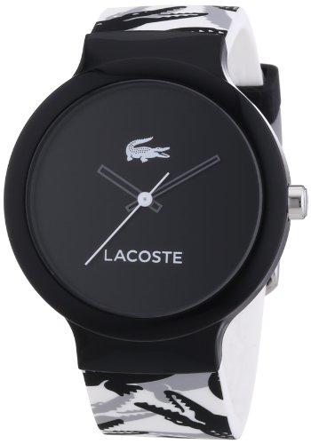 Goa Armbanduhr Silikon 2020059 Modische Lacoste 7bygf6