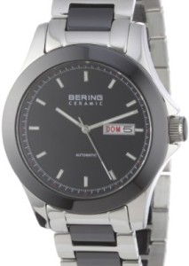 Bering Keramik-Armbanduhr mit Automatikuhrwerk - 31341-749