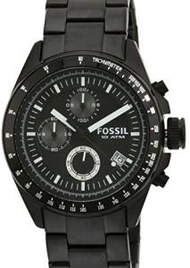 Sportlicher Herren-Chronograph Fossil CH2601 Decker mit Chronograph für Männer