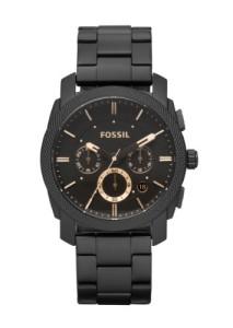 Fossil Herren-Armbanduhr Machine FS4682 mit maskulinem Design für echte Männer