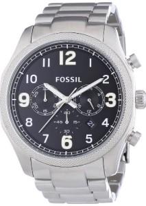Edelstahlchronograph Fossil Foreman FS4862 für Herren