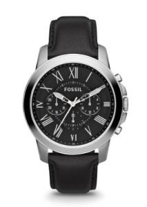 Moderner Chronograph für Herren Fossil Grand FS4812