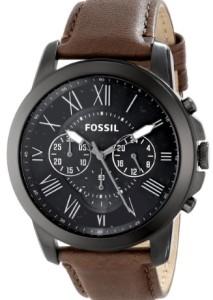 Modischer Herren-Chronograph Fossil Grant FS4885
