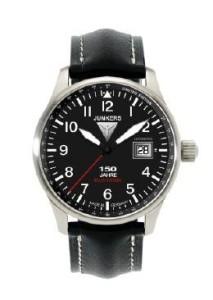 Limitierte Hugo Junkers Männer-Uhr mit Automatik-Uhrwerk