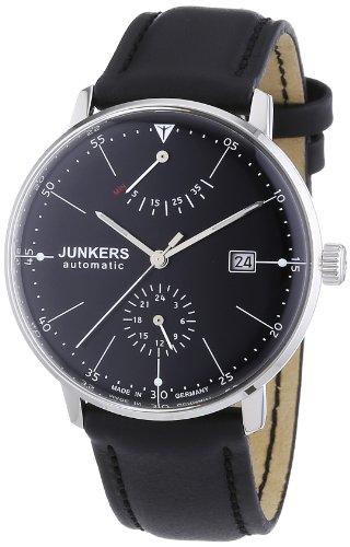 Junkers Herren-Armbanduhr Bauhaus 6060-2 mit Automatikuhrwerk