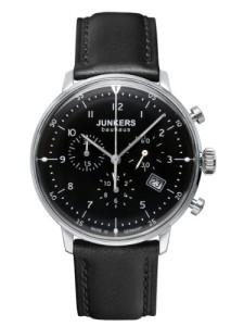 Junkers Herren-Armbanduhr Bauhaus 6086-2 mit zeitlosem Design