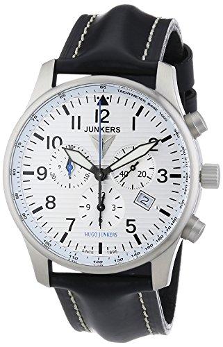 Junkers 6684-1 Hugo Junkers – Zeitloser Herren-Chronograph