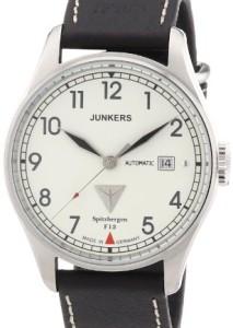 Elegante Herren-Automatikuhr Junkers 6164-5 mit Leucht-Zifferblatt