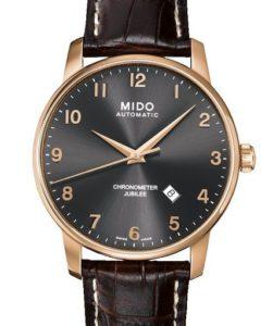 Mido Baroncelli II Herrenuhr Chronometer Jubilee