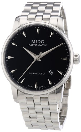 Mido Herren-Automatikuhr Baroncelli ii M86004181