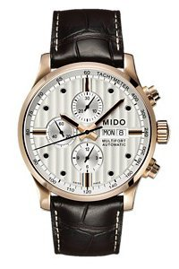 Mido Multifort M005.614.36.031.00 – Eleganter Herren-Chronograph