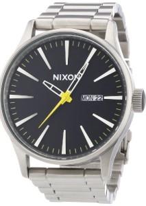 Nixon Herren-Armbanduhr Sentry SS A3561227-00