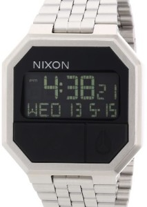 Nixon Unisex-Armbanduhr Re-Run A158000-00